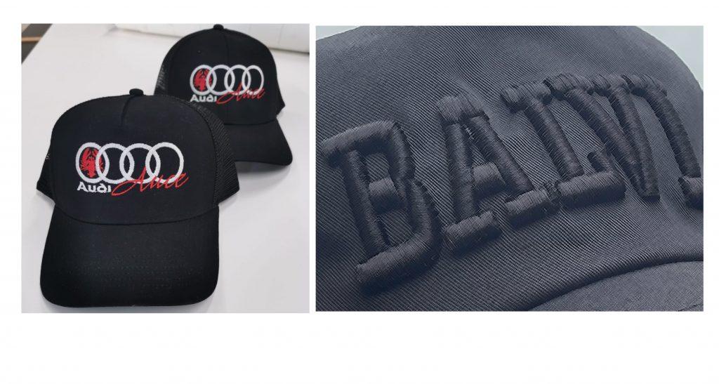 izsusana uz cepurem